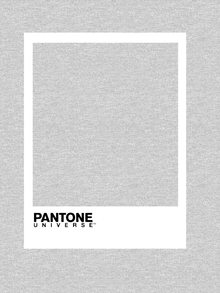 Quot Pantone Baby Blue Quot T Shirt By Byceline Redbubble