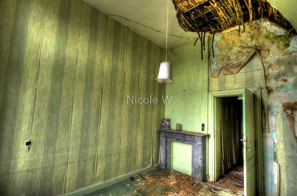 the green room. by Nicole W.