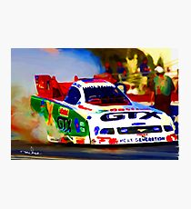 GTX Dragster Photographic Print