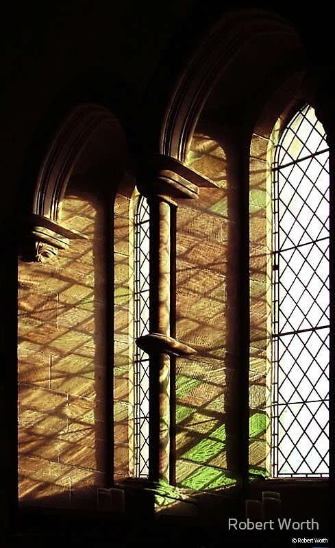 Window Light by Robert Worth