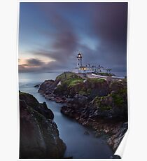 Fanad Twilighthouse Poster
