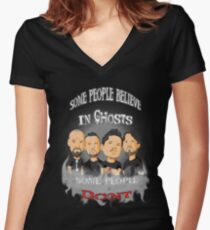 GAC The new crew Women's Fitted V-Neck T-Shirt