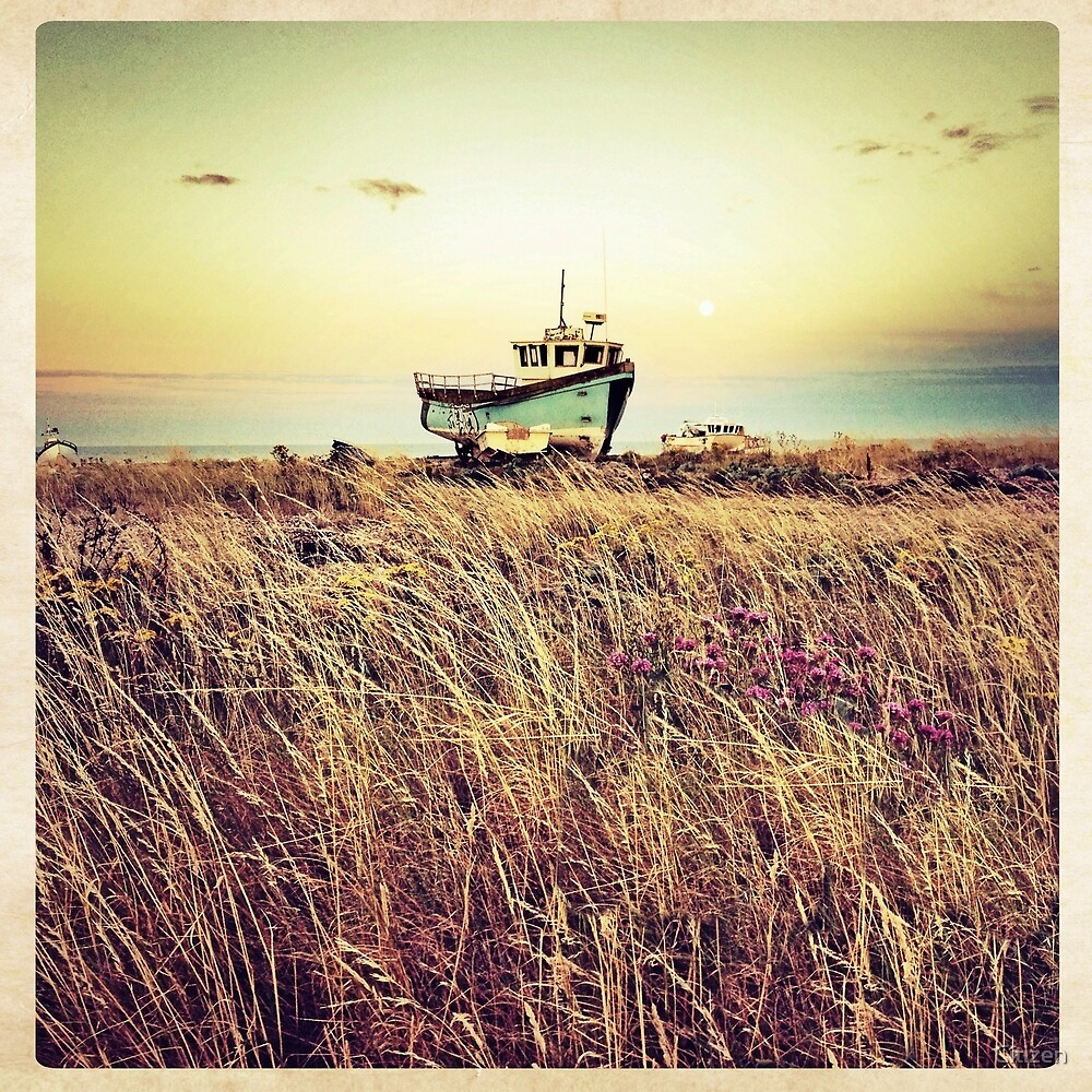 The Turquoise Boat by Nikki Smith