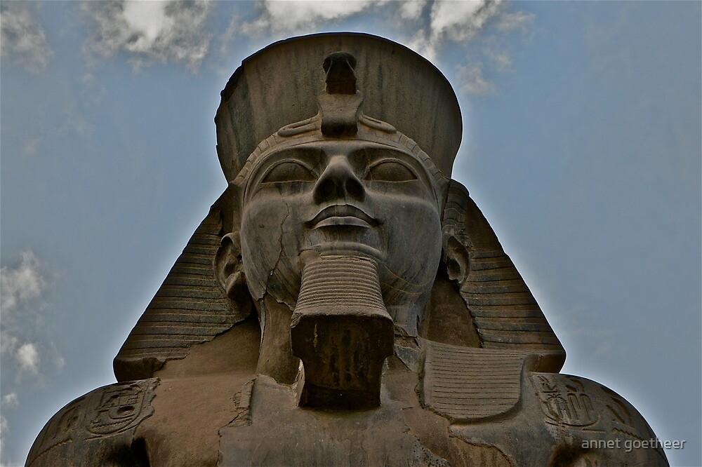 Ramses  the Second by annet goetheer