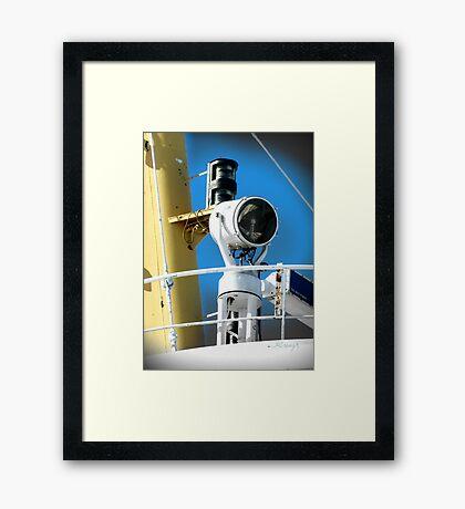 The Guiding Lights Framed Print
