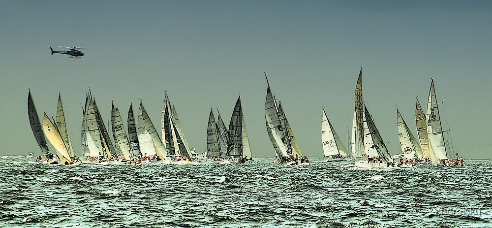 Regatta by andreisky