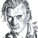 Gavin Rossdale by Tony Heath