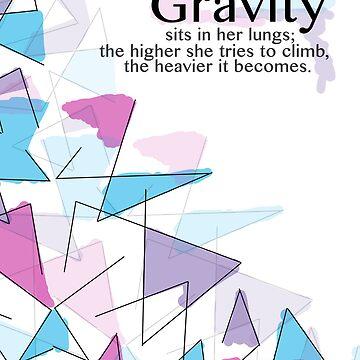 Gravity by afreake