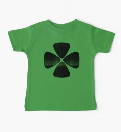Four Leaf Clover - Black Kids Clothes