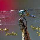 Great To See You - Closeups in Nature - Banner by michaelasamples
