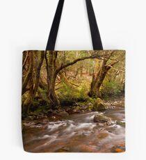Pencil Pine Creek Tote Bag