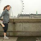 Post Run Stretch by rsangsterkelly