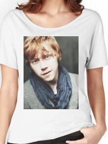 Rupert Grint 'Ronald Weasley' Women's Relaxed Fit T-Shirt