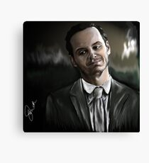 Jim Moriarty HI Canvas Print