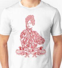 A spirited swami- Vivekananda T-Shirt