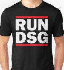 RUN DSG Graphic Unisex T-Shirt
