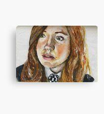 Amelia Pond Canvas Print