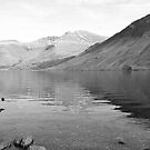 Wast Water, Lake District National Park by Lou Wilson
