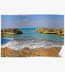 Sea Inlet Poster