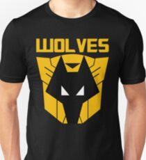 Wolverhampton Wanderers F.C. Transformers T-Shirt