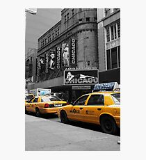 Just Off Broadway! Photographic Print