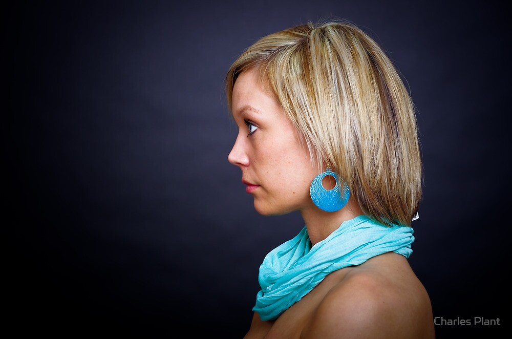Heather - profile by Charles Plant