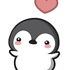 Penguin by VanyNany