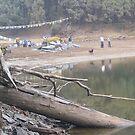 Shougela Lake, Chukha, Bhutan by Istvan Hernadi