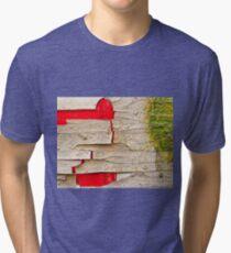 Red Green Tri-blend T-Shirt