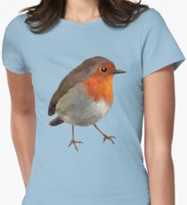 Robin Women's Fitted T-Shirt