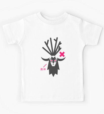 Deer God (Forest Spirit Advisory) Kids Clothes