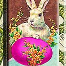 EASTER BUNNY by Tammera
