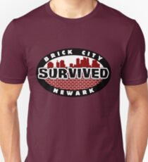 'Newark Survivor' Unisex T-Shirt