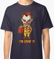 Mc'D Joker - Batman - Mashup Classic T-Shirt