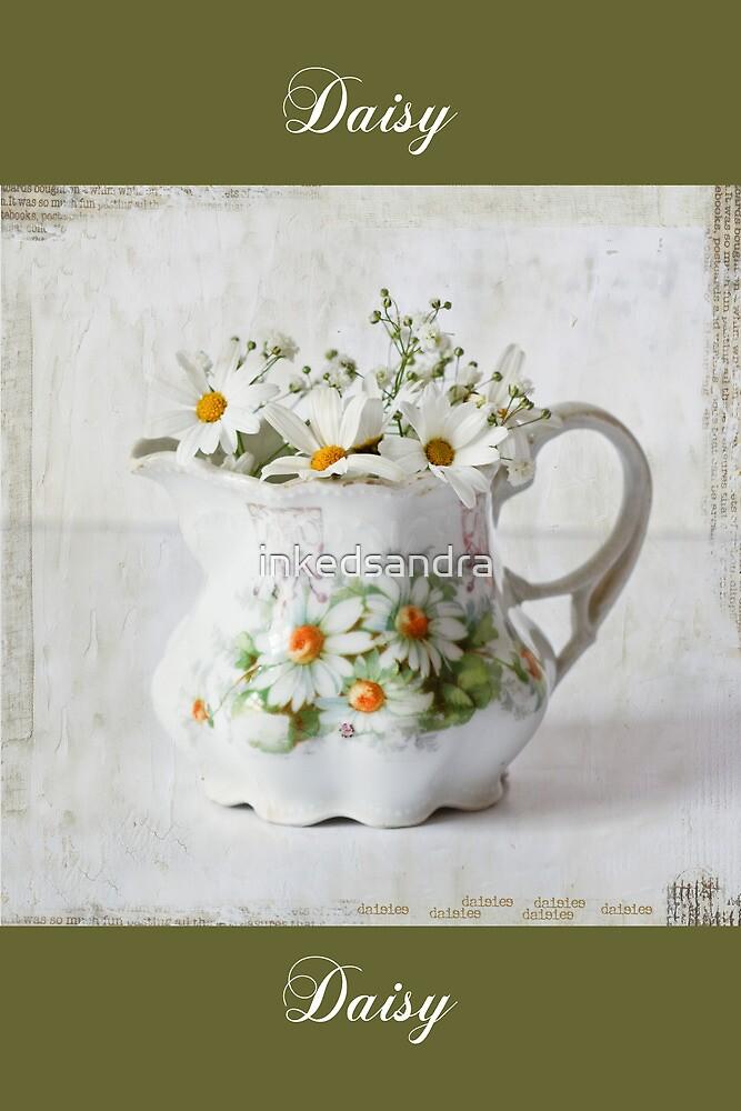 Daisy Daisy by inkedsandra