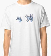 Horsea evolution  Classic T-Shirt