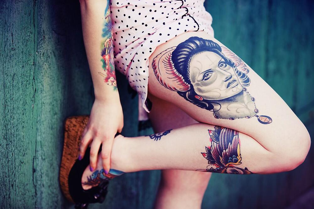 Tattoo I by liquornoire