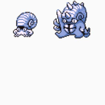 Omanyte evolutions by kyokenbyo