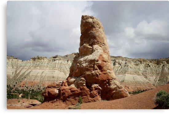 Kodachrome State Park,Utah by Anthony & Nancy  Leake
