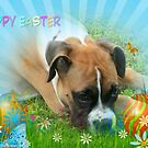 Happy Easter by Linda Bennett