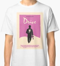 Drive 2011 Poster Classic T-Shirt