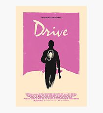 Drive 2011 Poster Photographic Print
