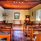 The Church - Rottnest Island by John Pitman