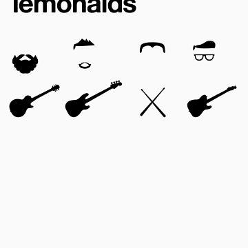 The Lemonaids - band members by misoramen
