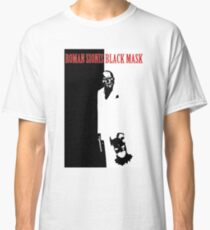 Roman Sionis is Black Mask  Classic T-Shirt