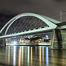 Merivale Bridge • Brisbane by William Bullimore