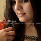 SHE IS A BEAUTIFUL POEM! by Kamaljeet Kaur