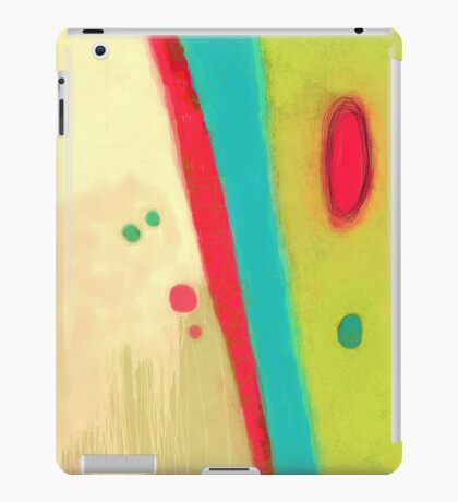Meet me iPad Case/Skin