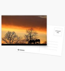 Sunset Serenity Postcards