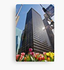 Lienzo Tulips in New York